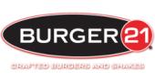 Burger 21 Coupons