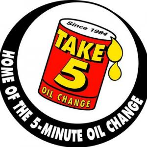 Take 5 Oil Change Discount codes
