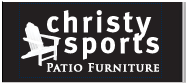 Christy Sports Patio Furniture Discount codes