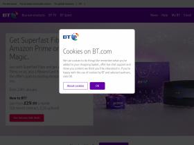 BT Discount codes
