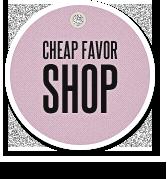 Cheap Favor Shop Coupons