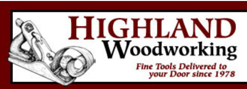 Highland Woodworking Discount codes