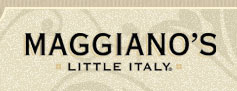 Maggiano's Discount codes